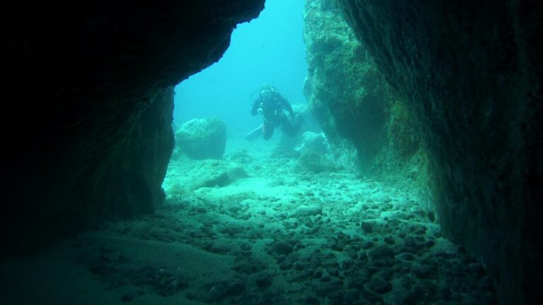 InterSkill scuba diving Sea another World